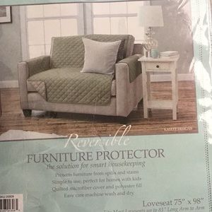 Other - Reversible loveseat protector